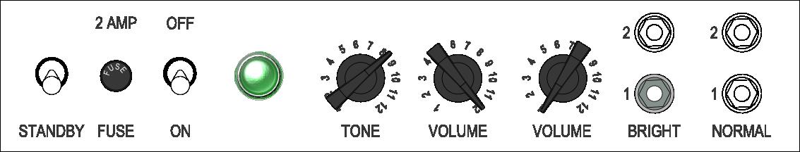 Full Volume Slide Settings