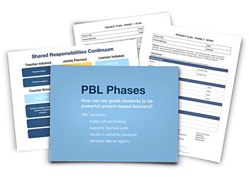 Project-Based Learning Framework Kit
