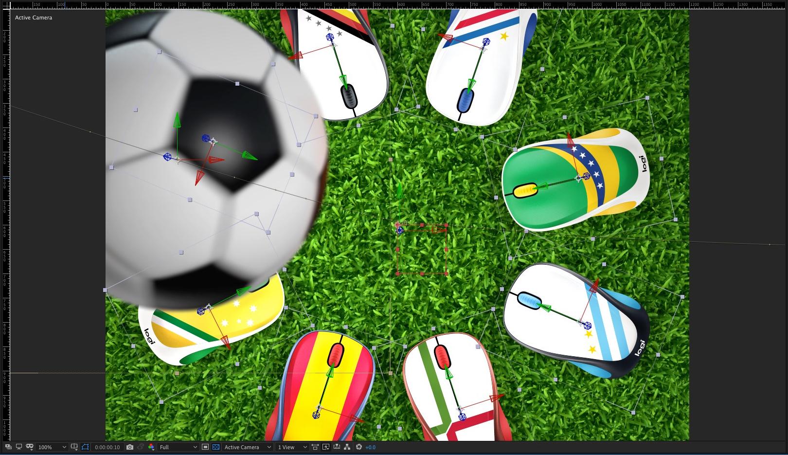 Logitech World Cup 2018