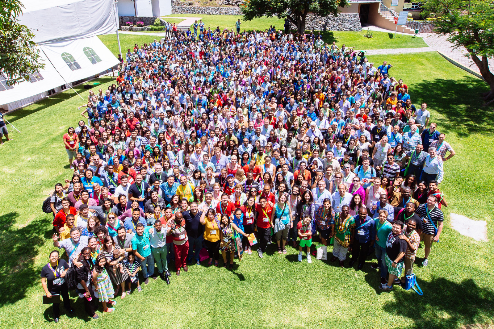World Assembly Group Photo
