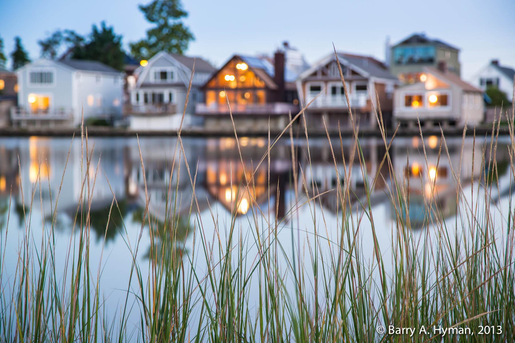 Barry A Hyman Mill Pond Reflections copyright.jpg