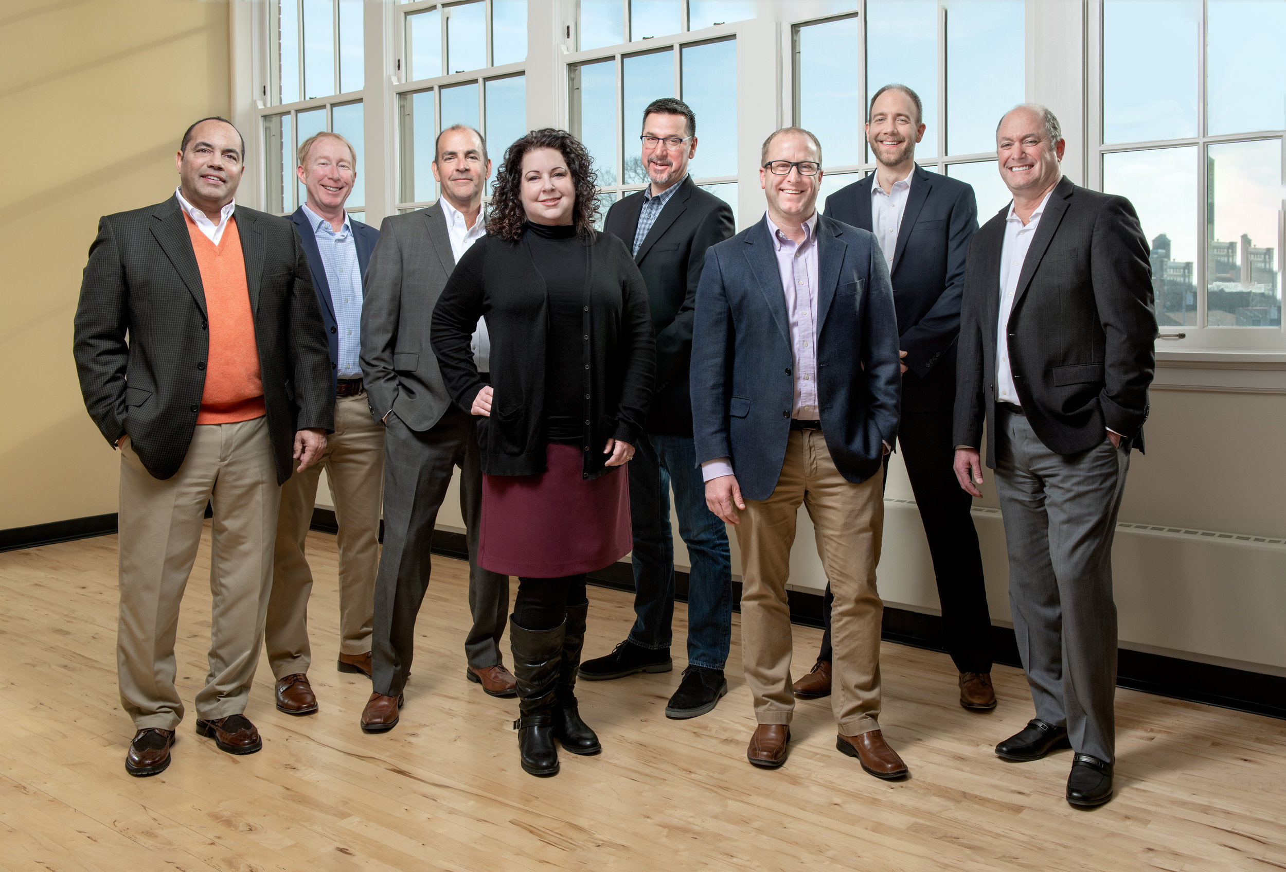 Greenfire Management Services   Leadership Team