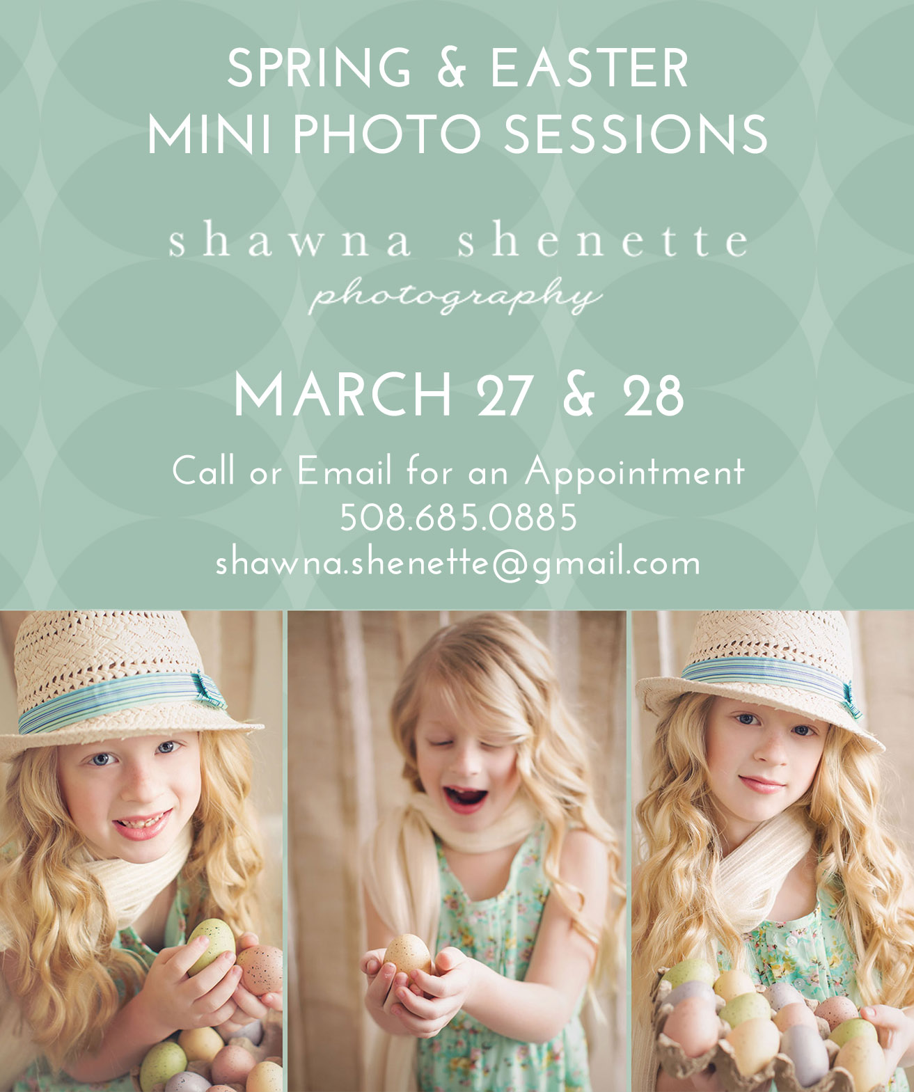 2015 Spring Easter Mini Sessions Massachusetts Family and Child Photographer