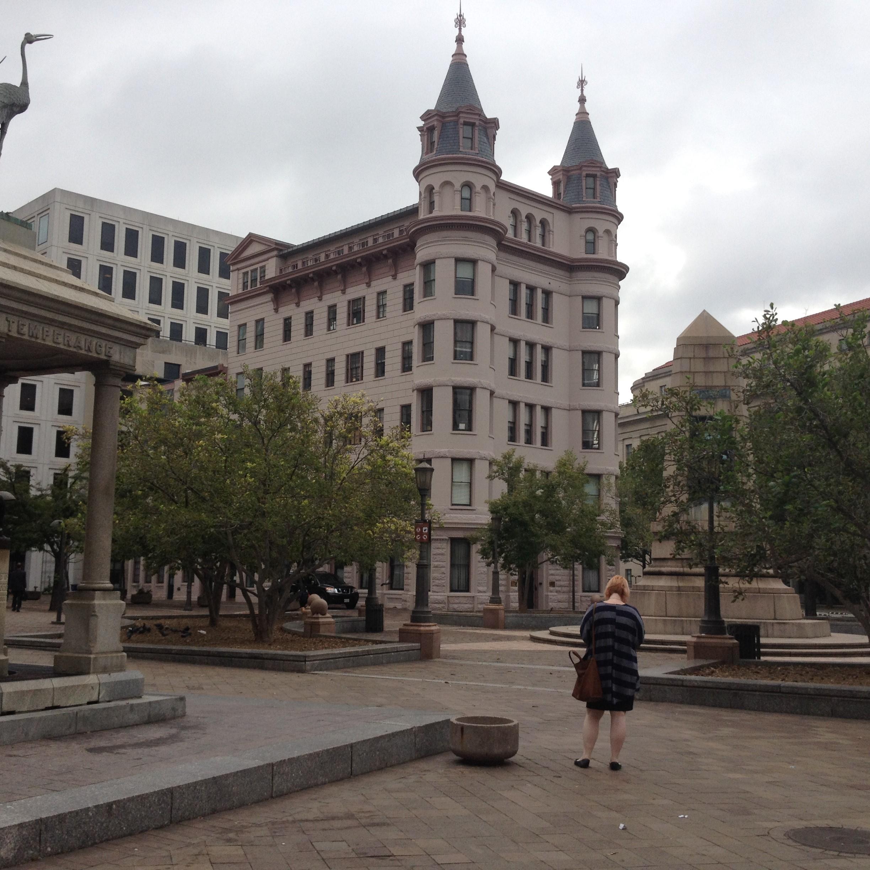 Indiana Plaza
