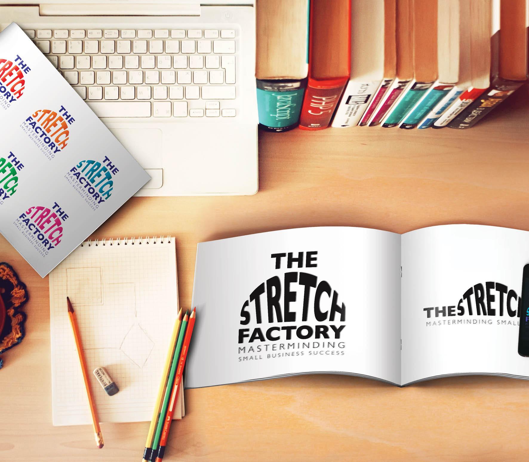 Logo design - The Stretch Factory