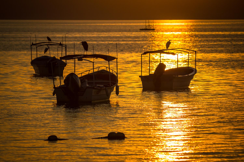 Sunset, Lake Chapala, Mexico