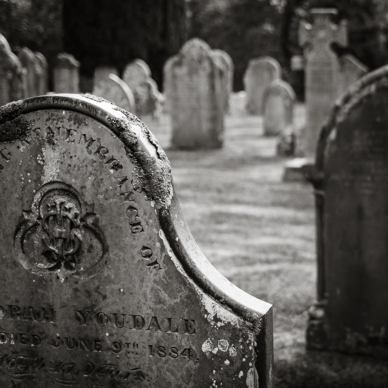Church cemetery, Ambleside, England