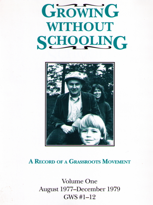 Click on the picture to purchase the remaining copies of  GWS: A Record of Grassroots Movement.