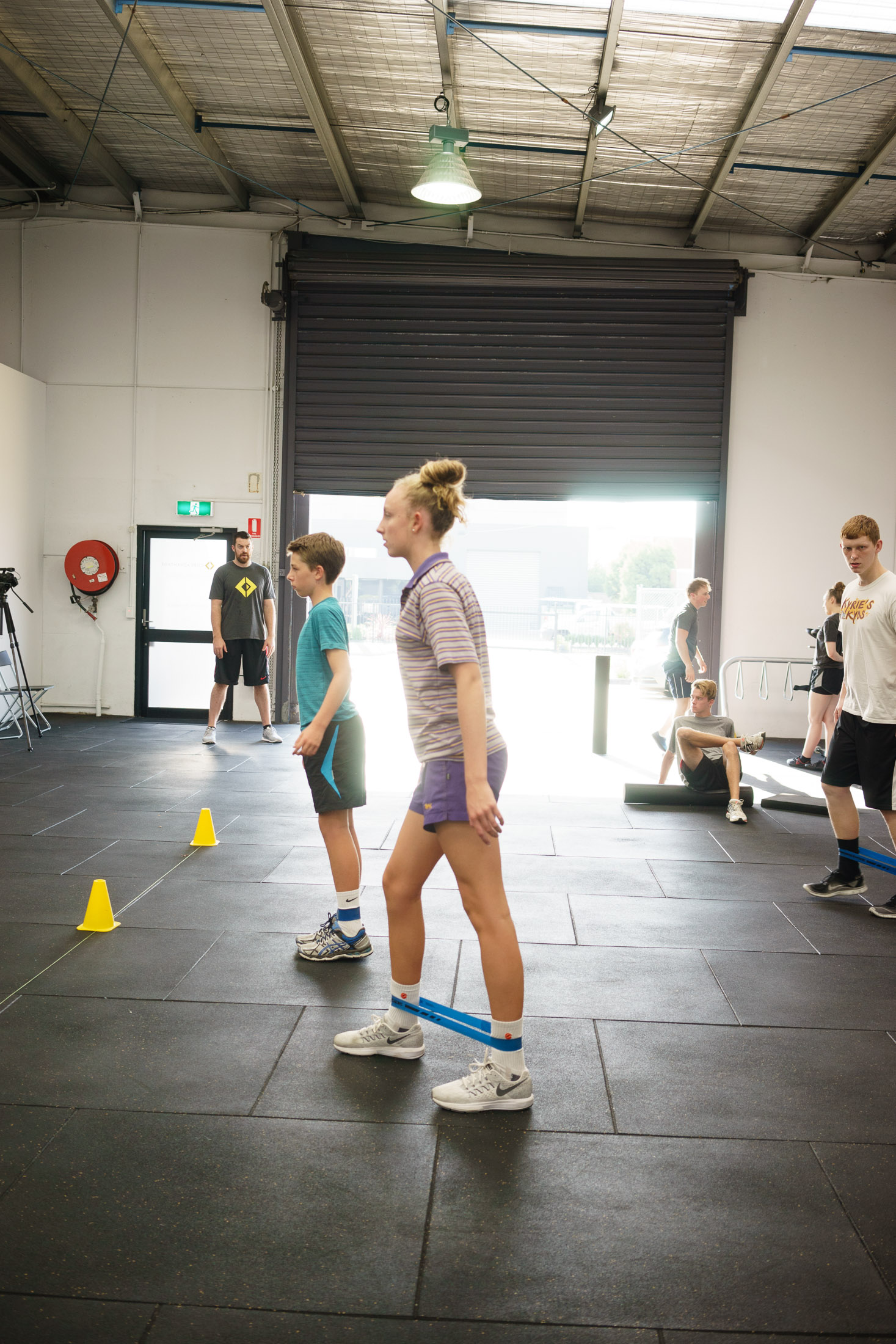Reverse Skaters, One of our favourite glute med exercises