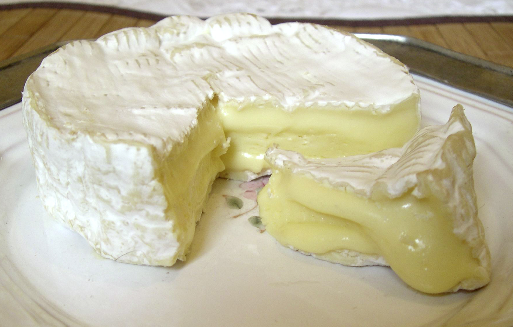 Camembert spine lower back