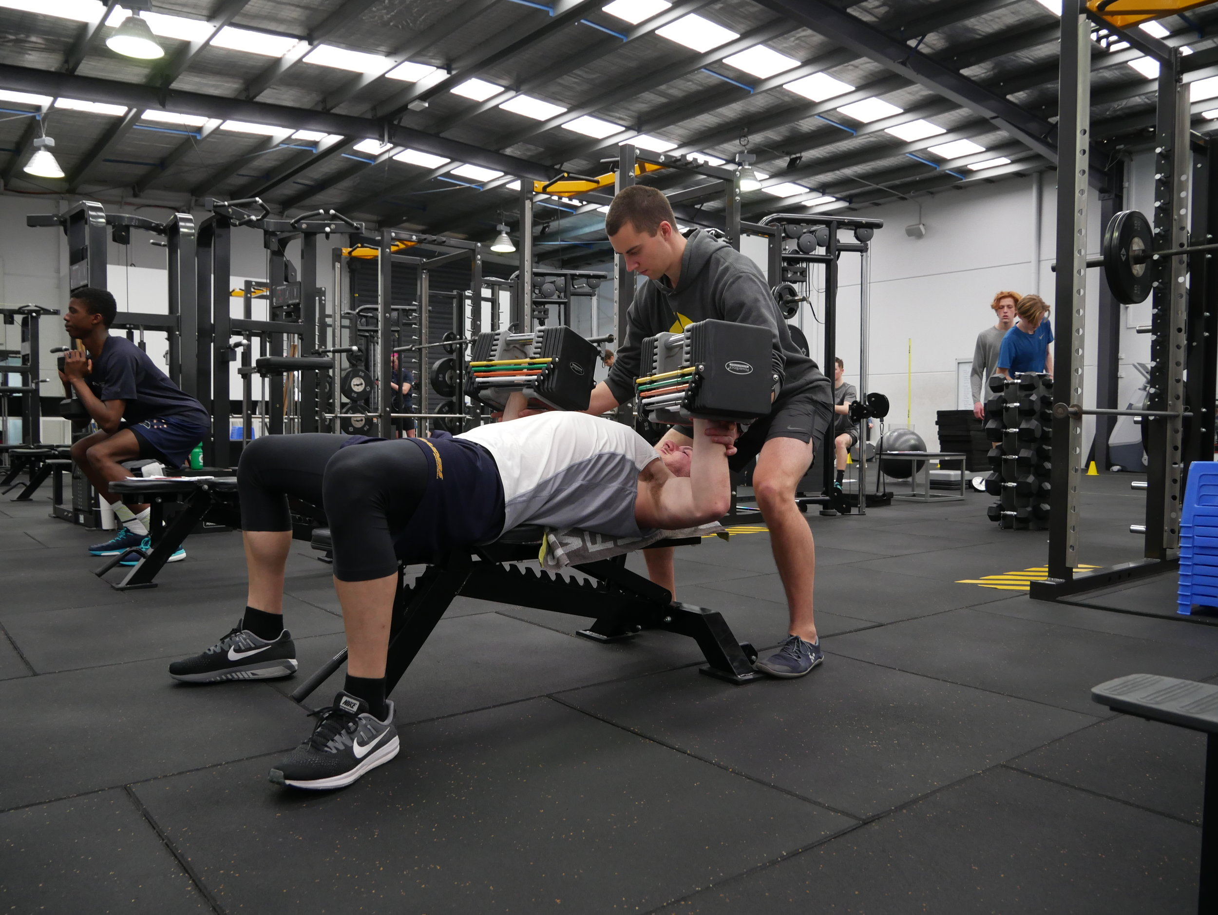Athletic Development Coaching -