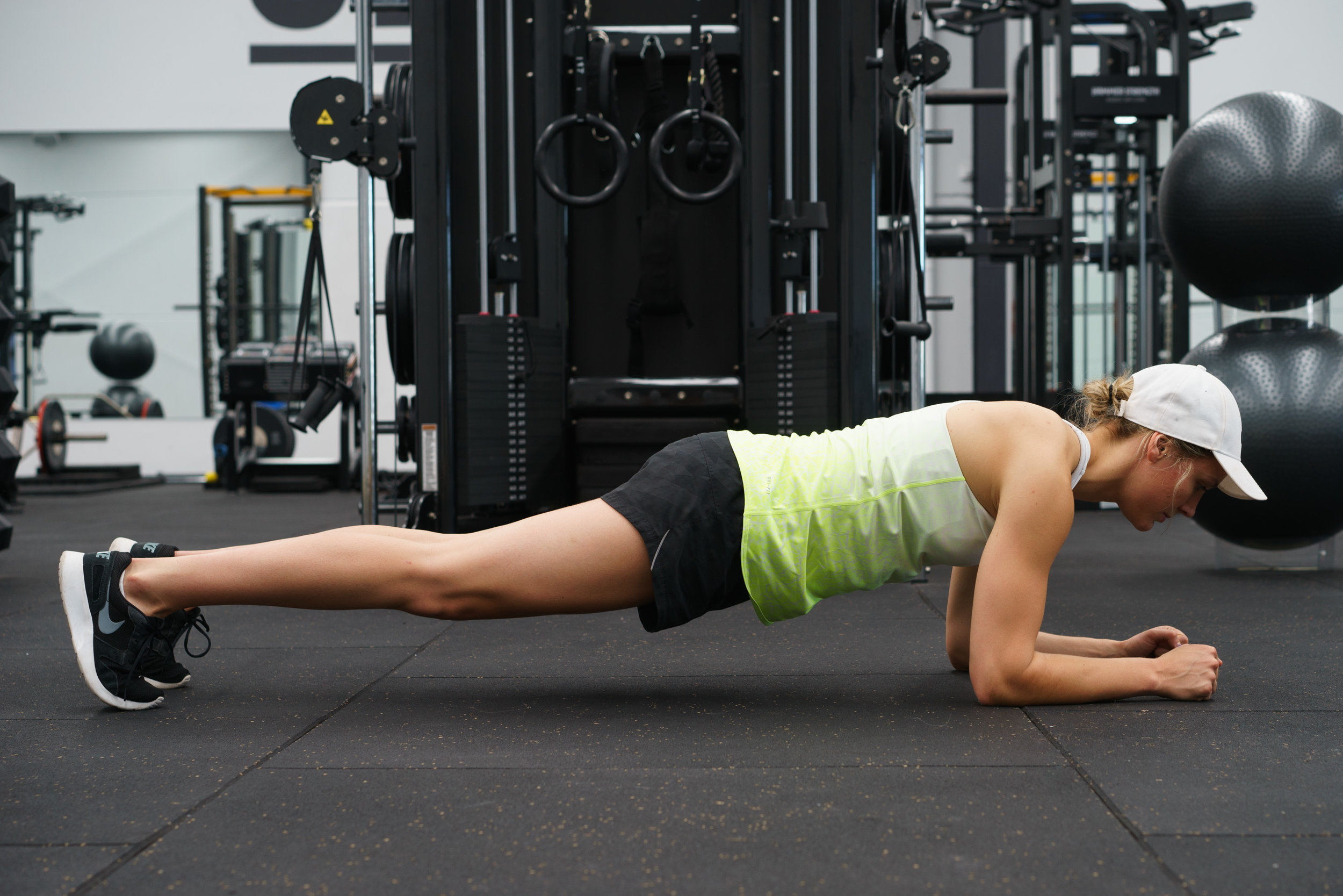 Five Minute Abs - build a bulletproof core with this five minute workout