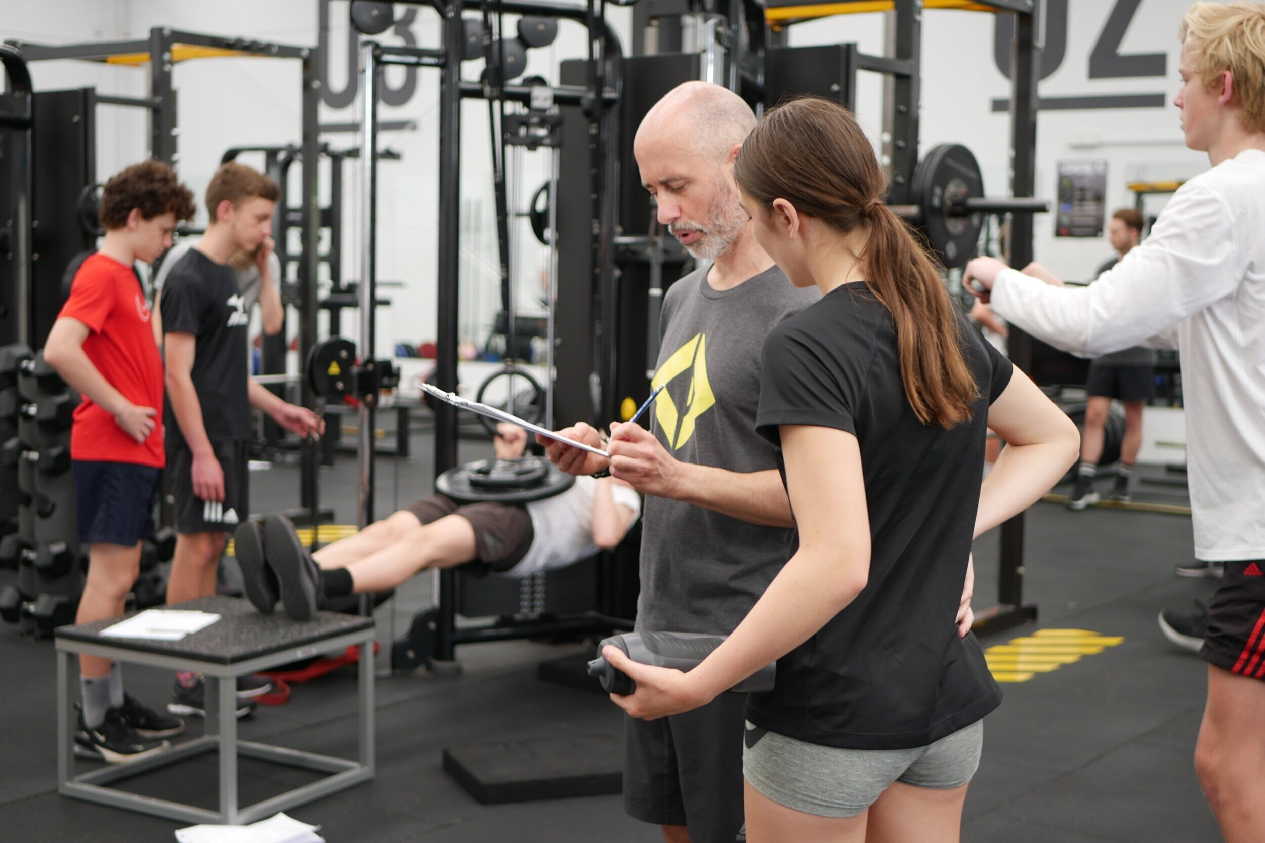 Customised strength and conditioning program - Receive a full customised sport specific strength and conditioning program based on your assessment results, unique biomechanics and goals.
