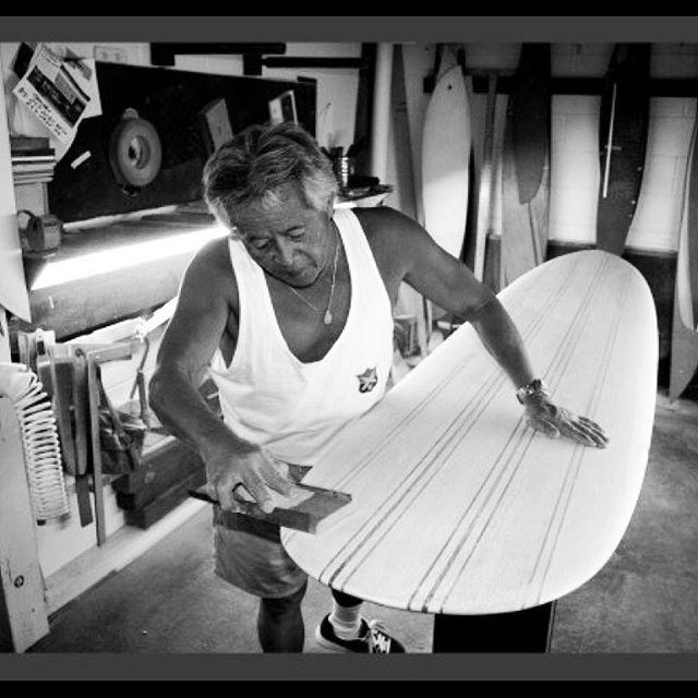 Legendary longboard shaper Donald Takayama #donaldtakayama #donaldtakayamasurfboards