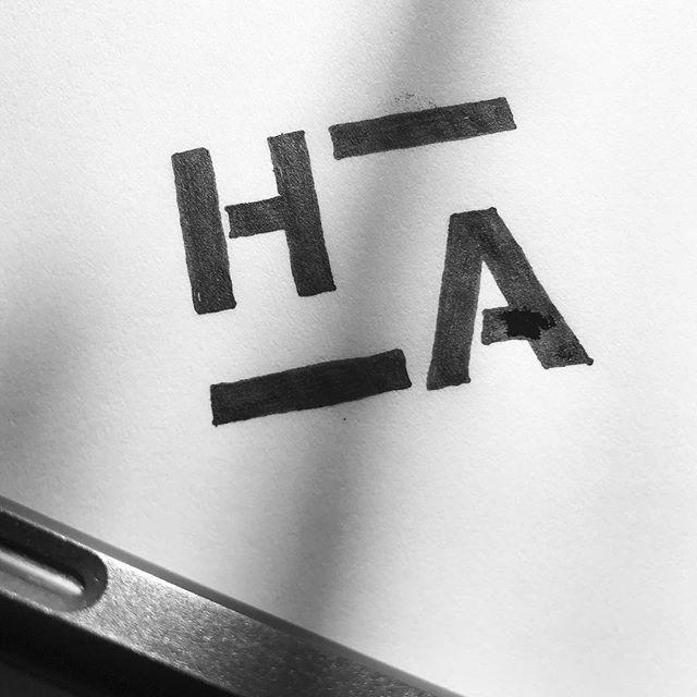Logo study. #handcramp