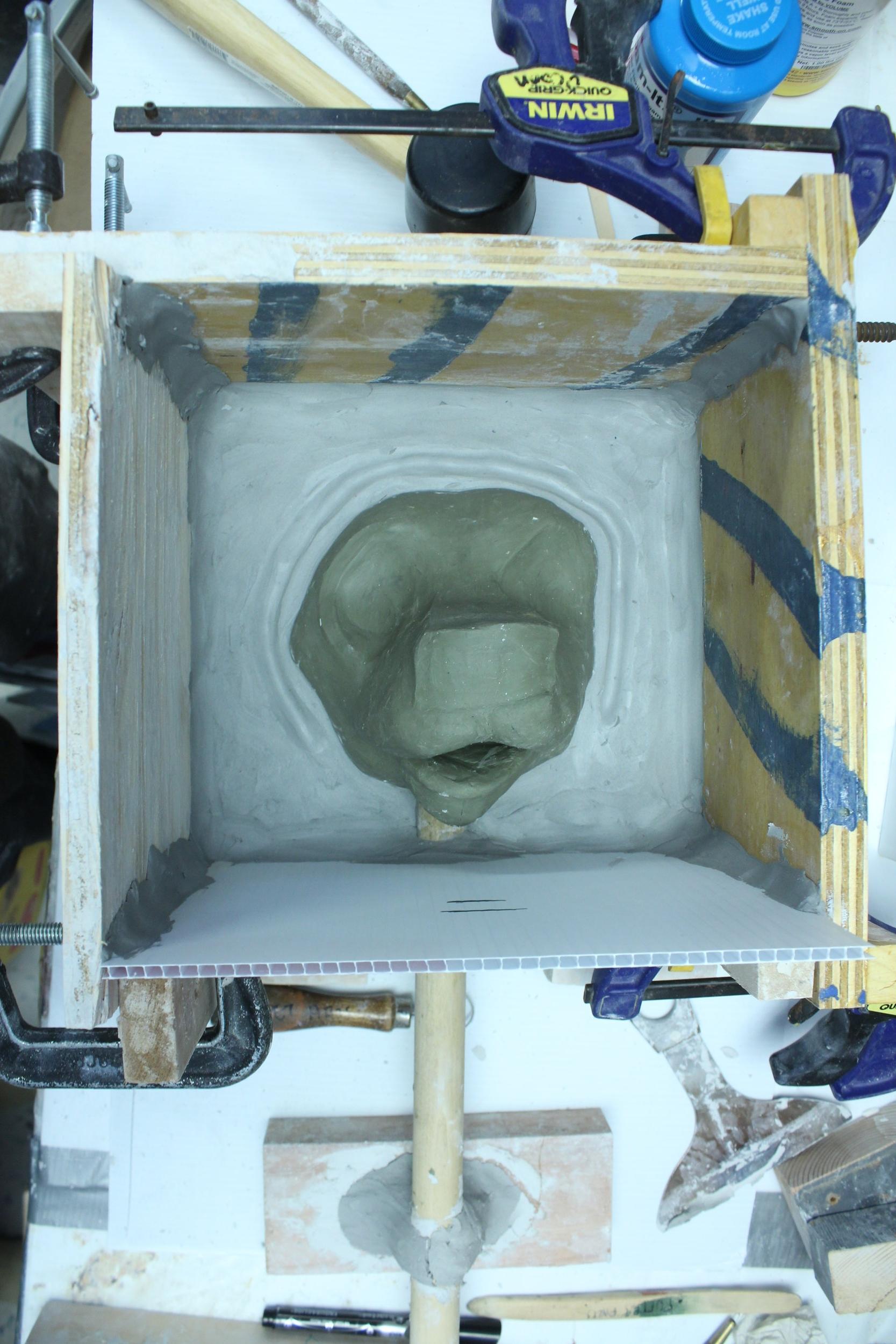Kira Head Sculpt