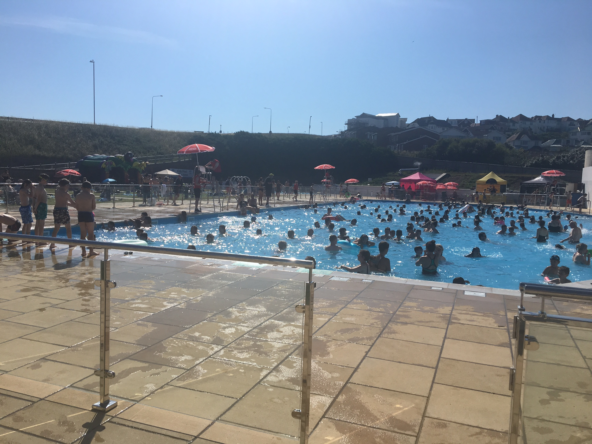 Planning Your Visit To The Lido Saltdean Lido Community