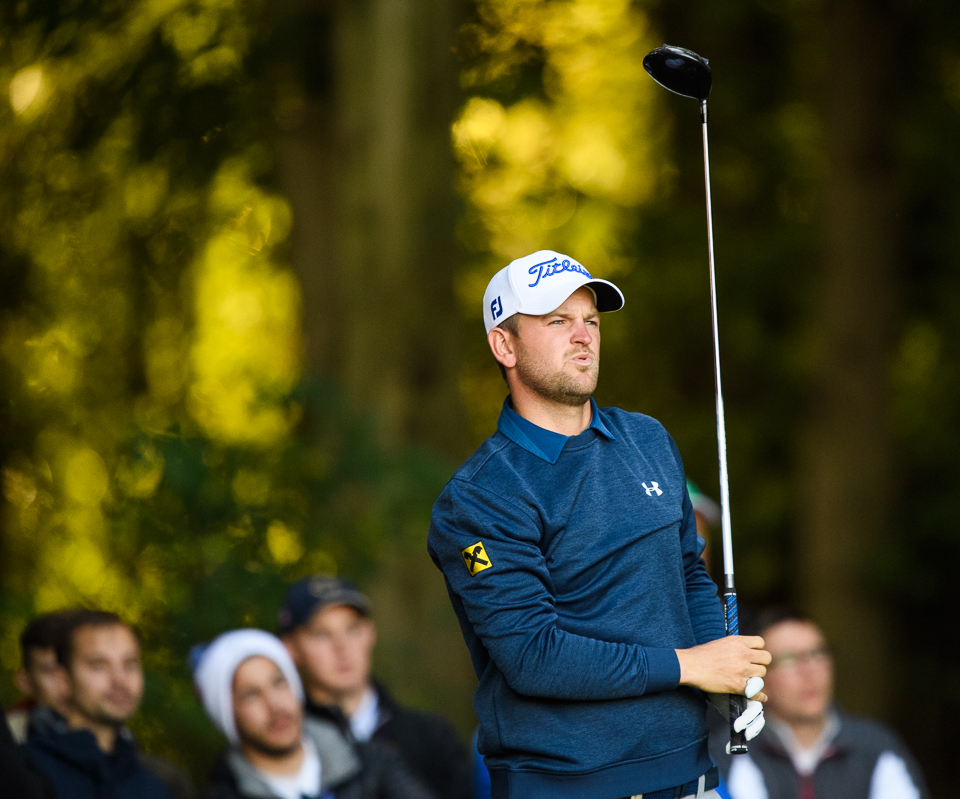 Bernd Wiesberger came so close to another win.
