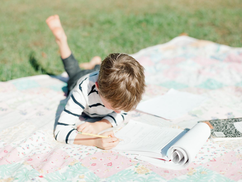 A Homeschooling Vision. -