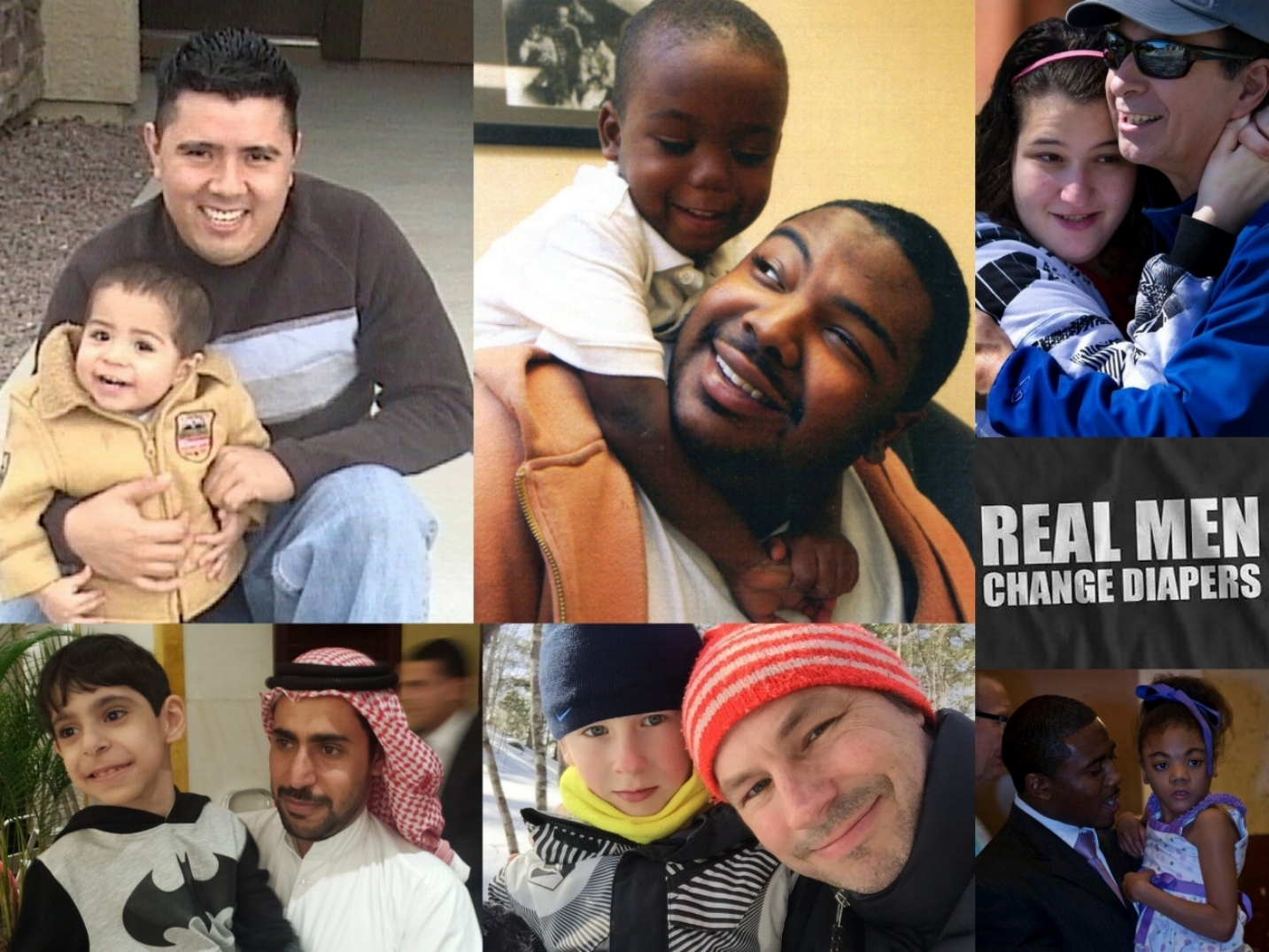 Involved fathers making a difference