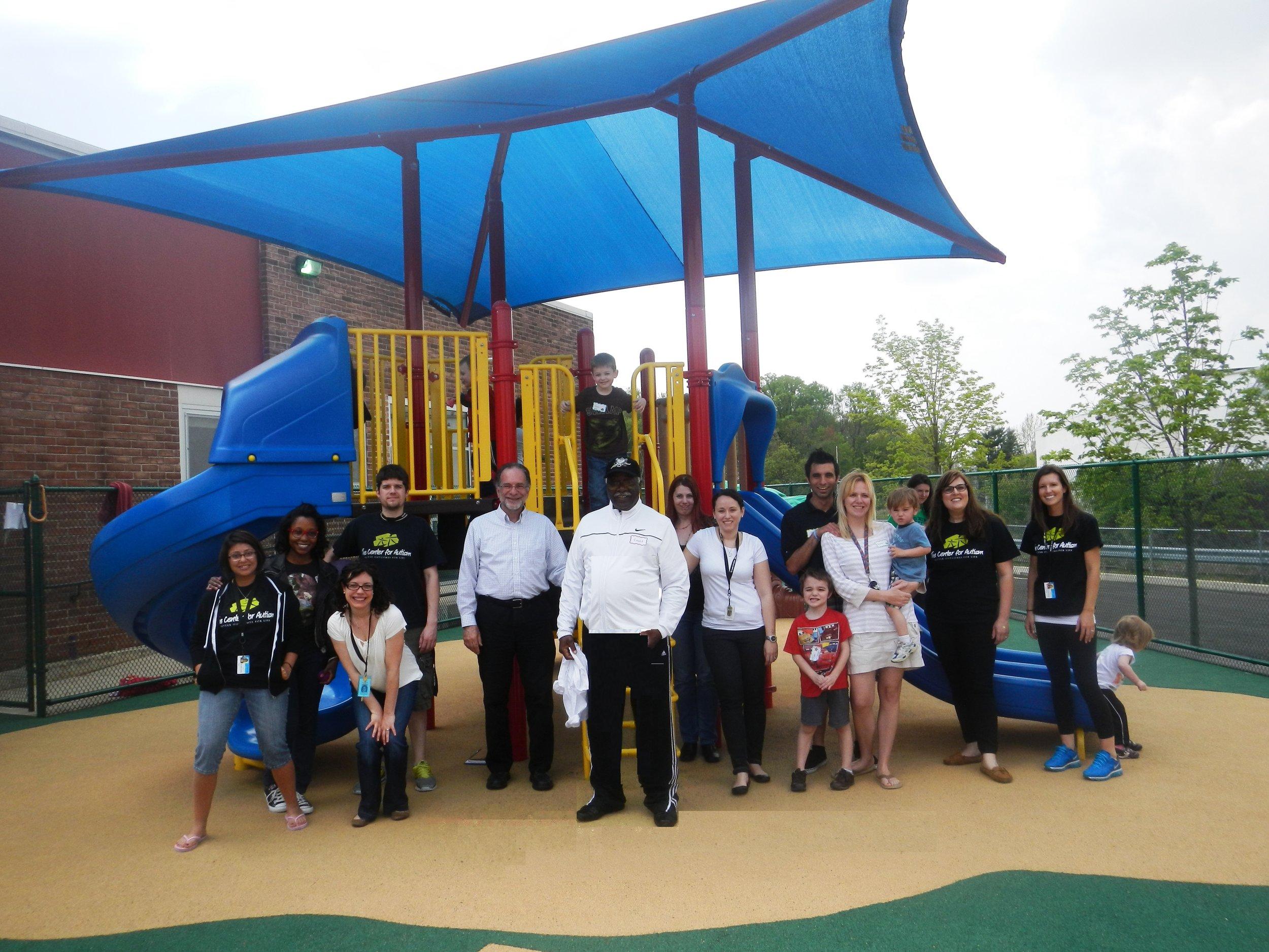 2015, Center fr Autism, Phildelphia, Family Day.