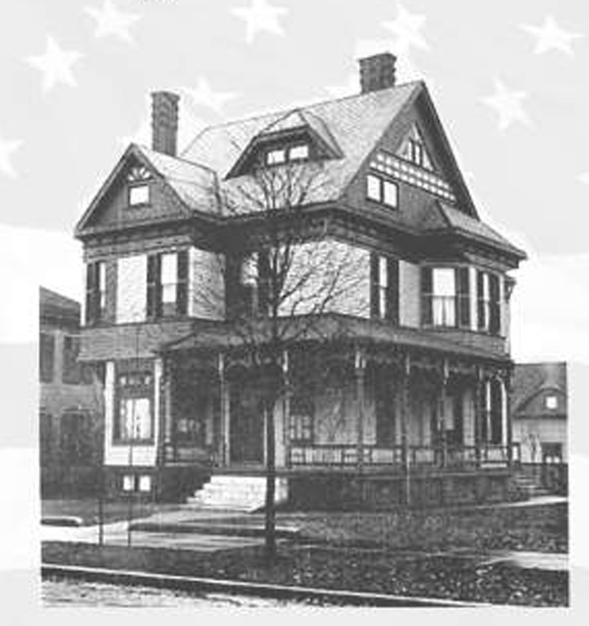 The Eugene V. Debs Home in Terre Haute, Indiana is now a museum dedicated to the remembrance of Debs' life and work.