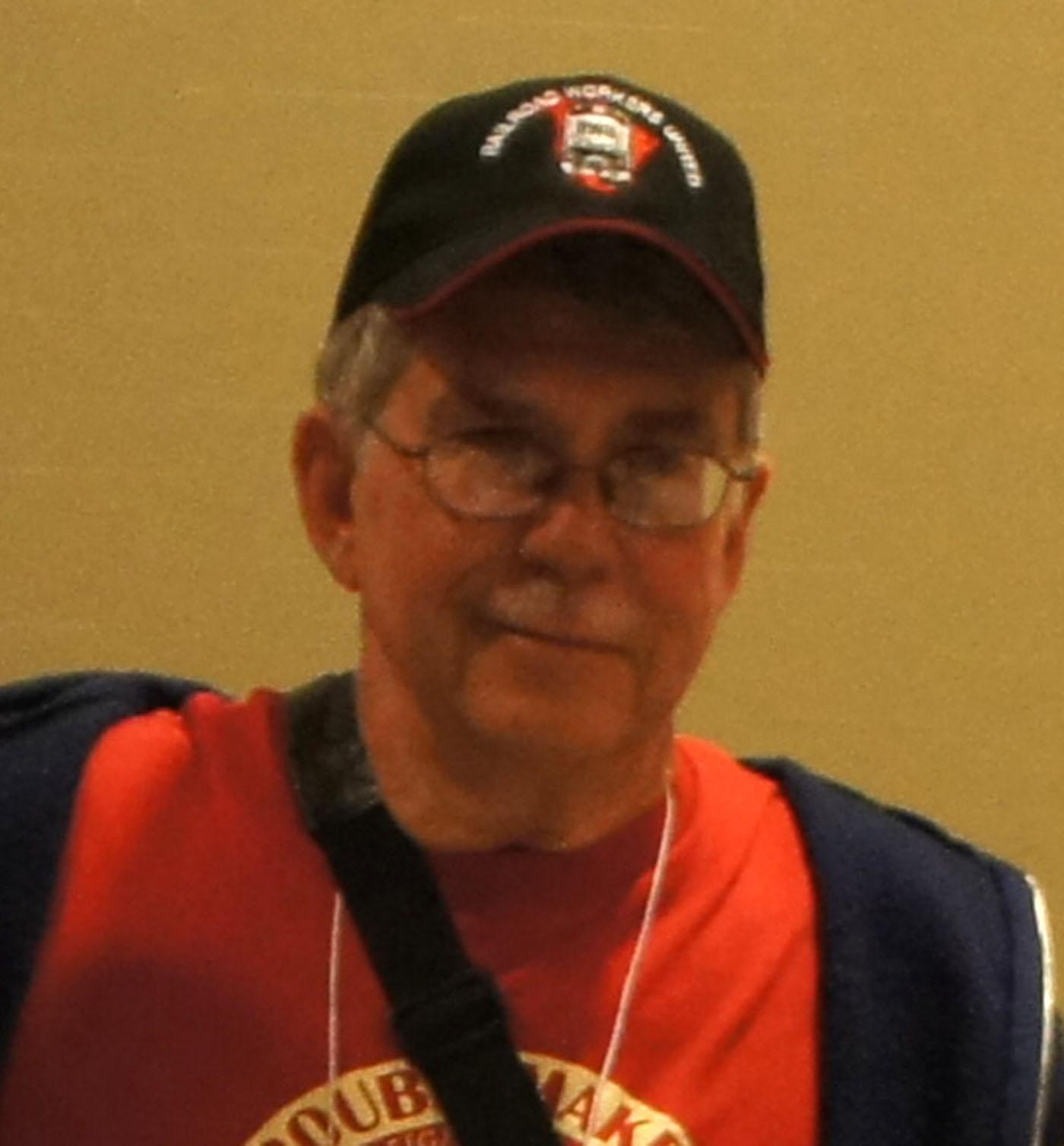 Jon Flanders at convention.jpg