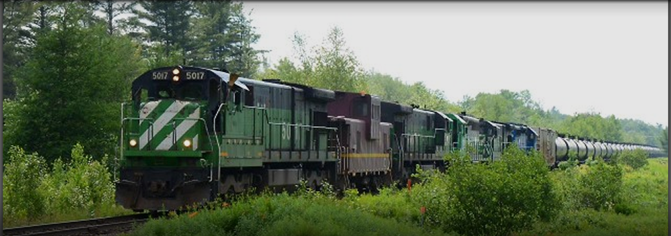 Visit the Tom Harding Defense Fund Website. Click on the photo of the MM&A oil train above.