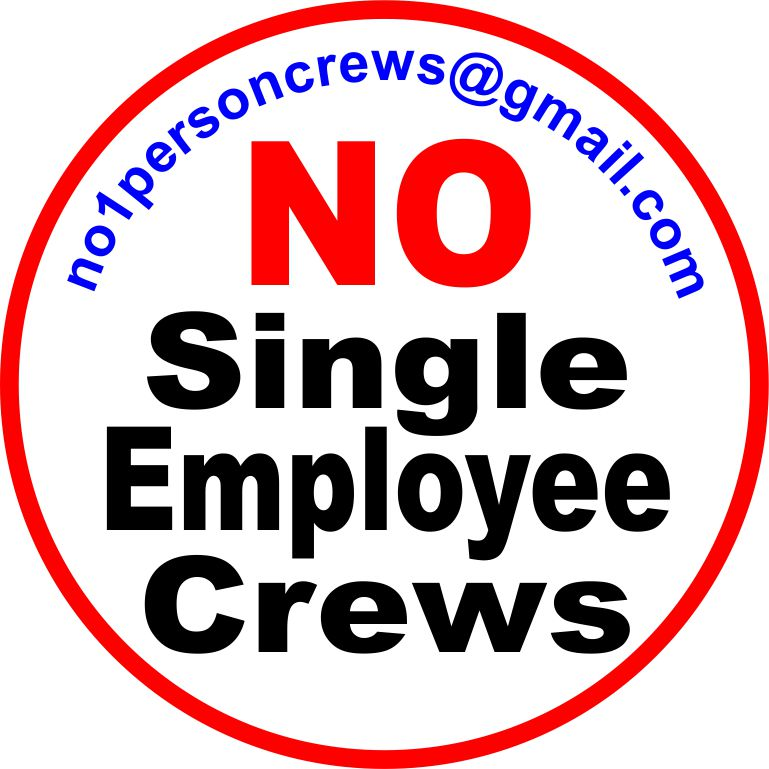 RWU Campaign in Opposition to Single Employee Train Crews