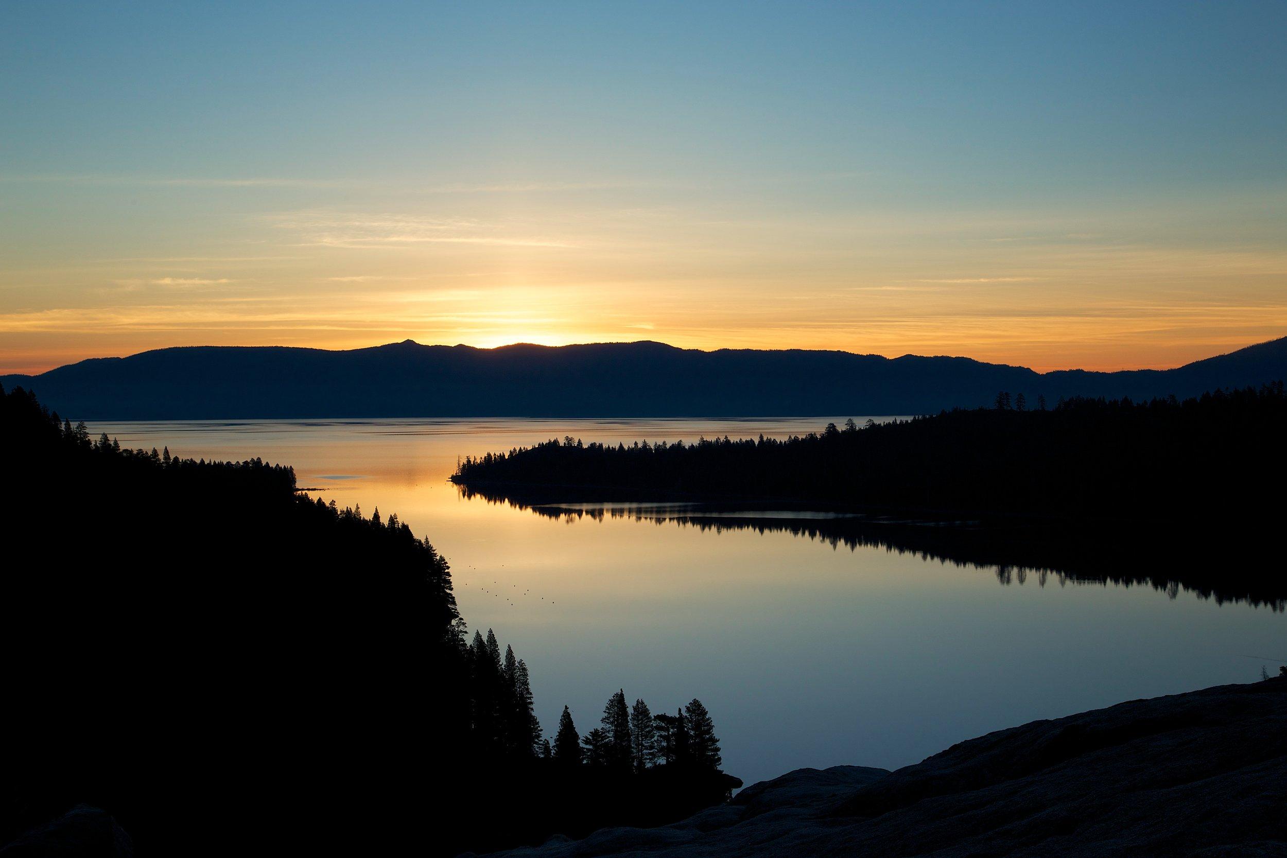 Emerald Bay - Emerald Bay State Park, Lake Tahoe