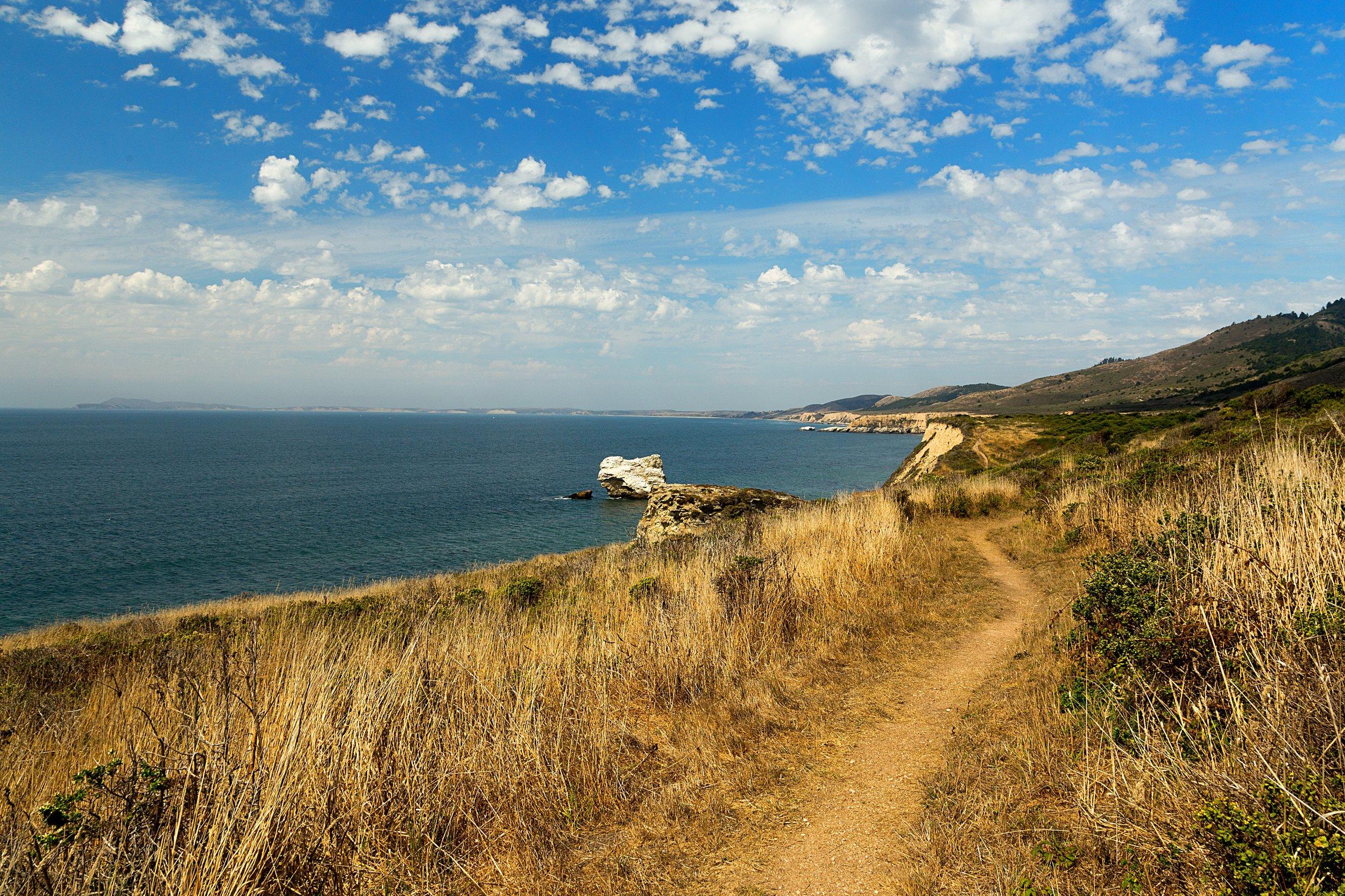 Bear Valley Trail - Point Reyes National Seashore