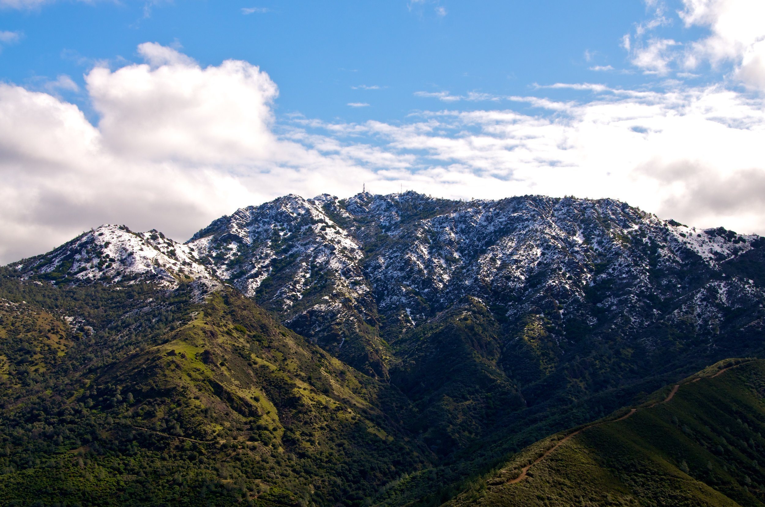 Twin Peaks - Mount Diablo State Park