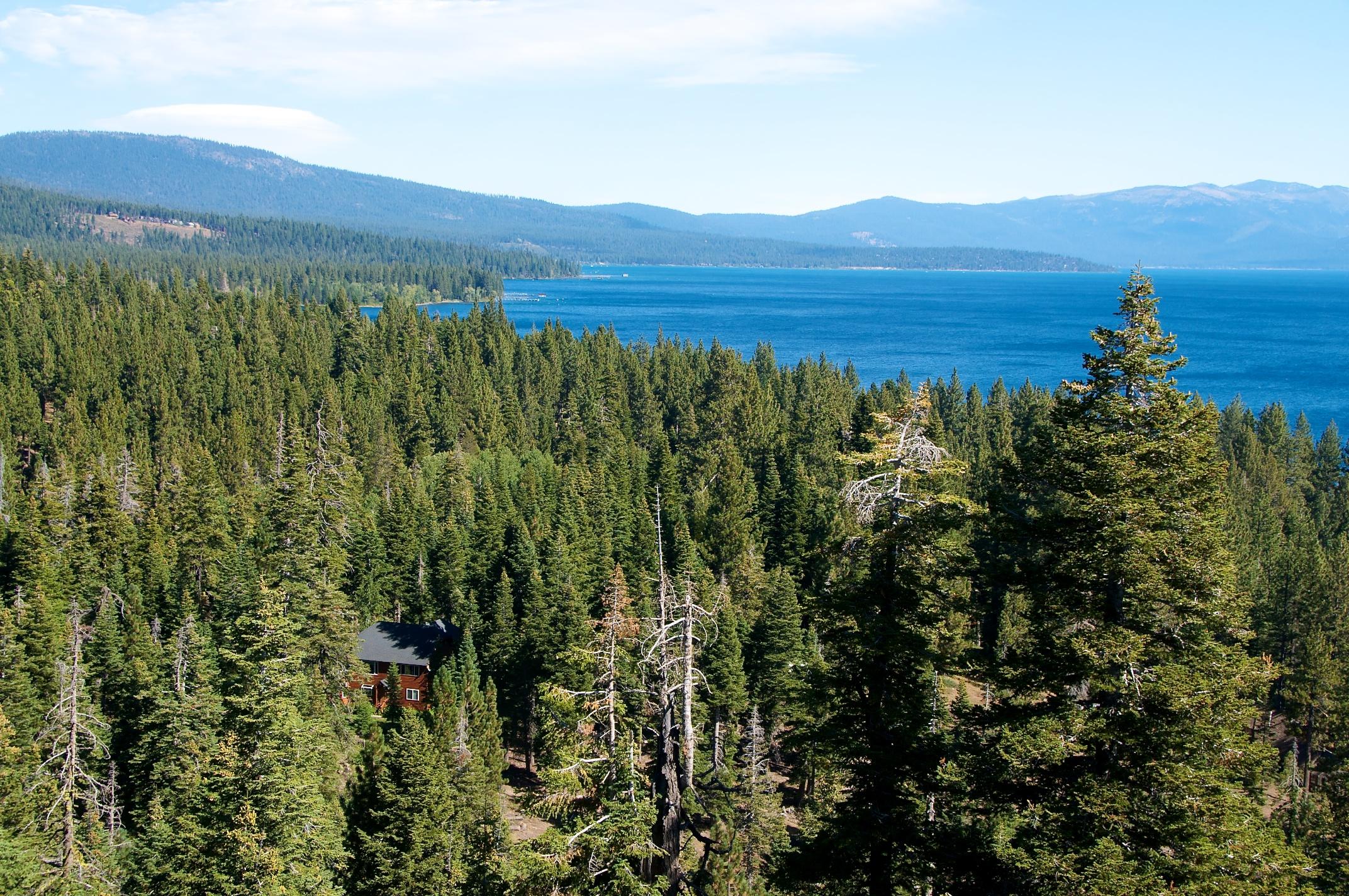 Eagle Rock - Lake Tahoe