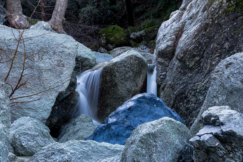 Rocks in Little Yosemite, Sunol Regional Wilderness