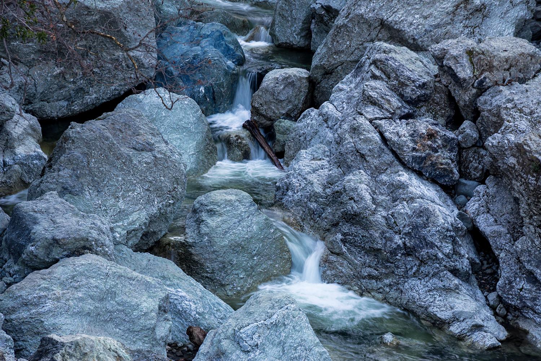 Little Yosemite - Sunol Regional Wilderness
