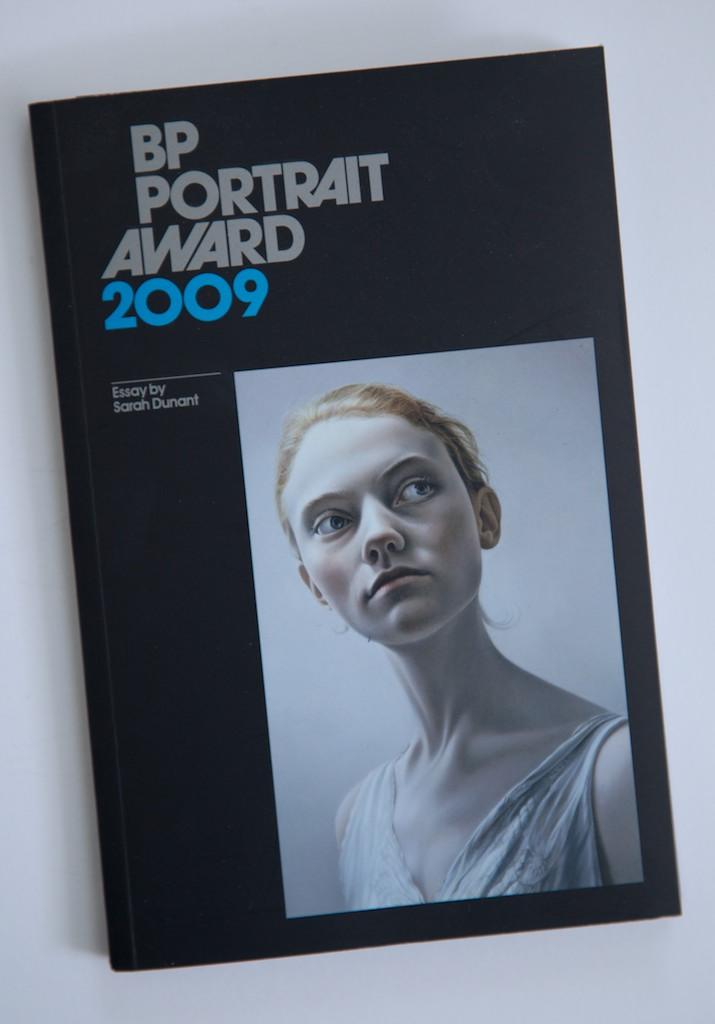 BP Portrait Award 2009