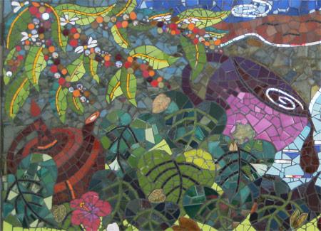 Kefa Coffee Mural