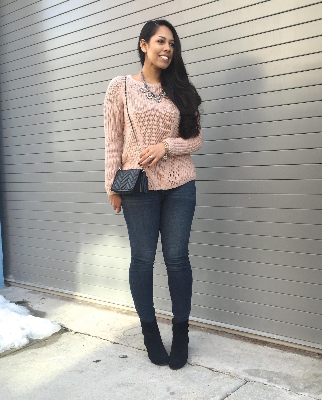 BlushSweater