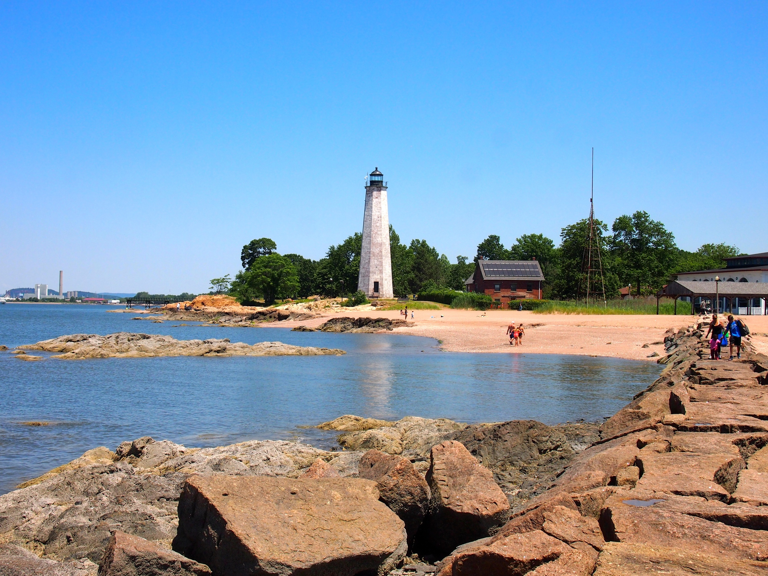 Lighthouse Park New Haven, CT