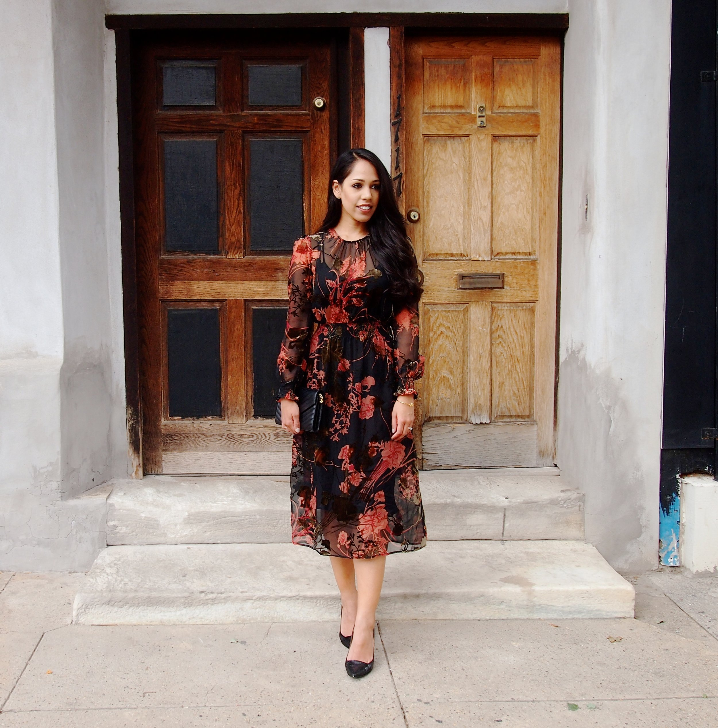 favorite-midi-dress-fall-fashion-philadelphia