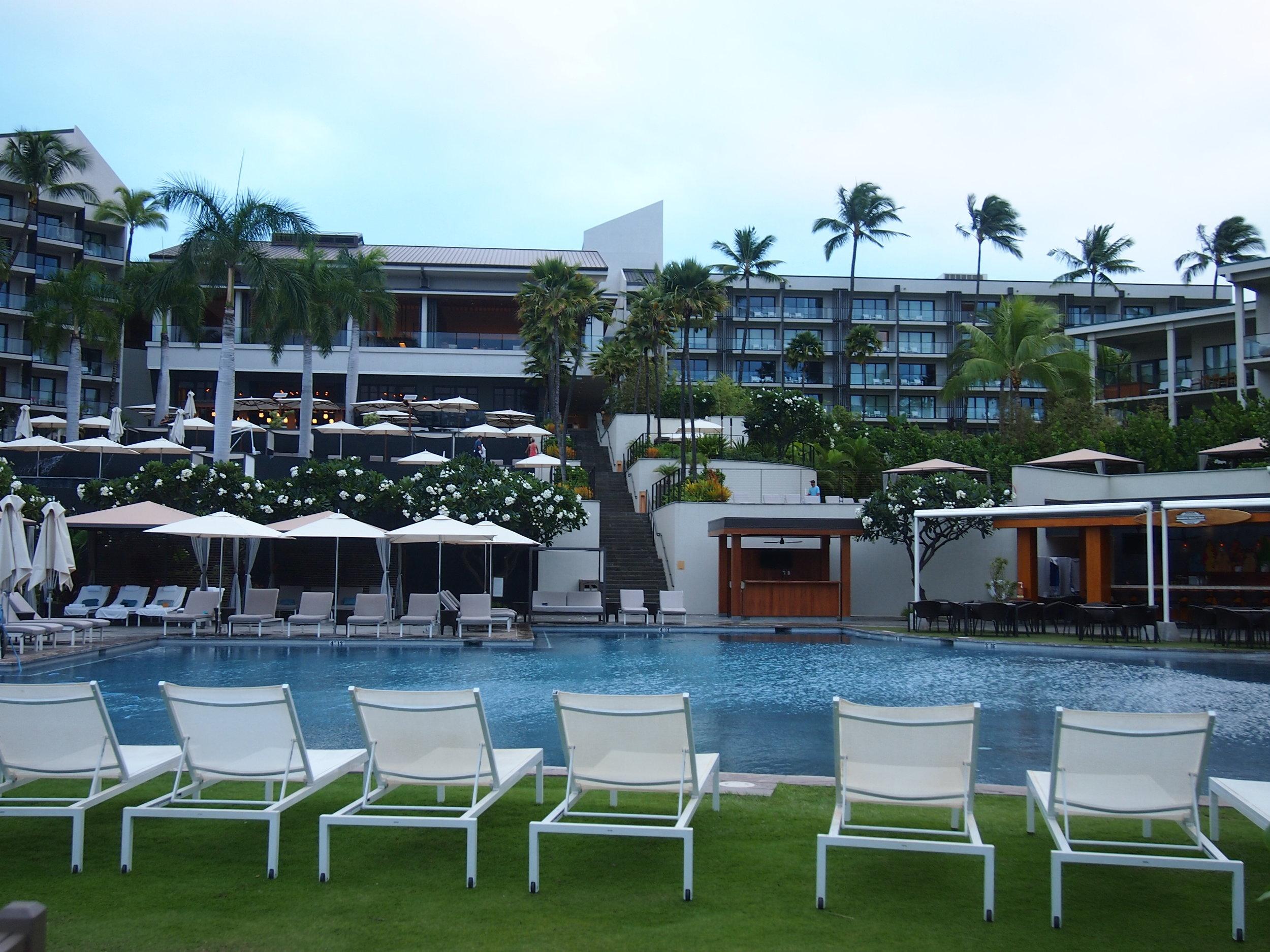 andaz-wailea-maui-resort-review-pool-area