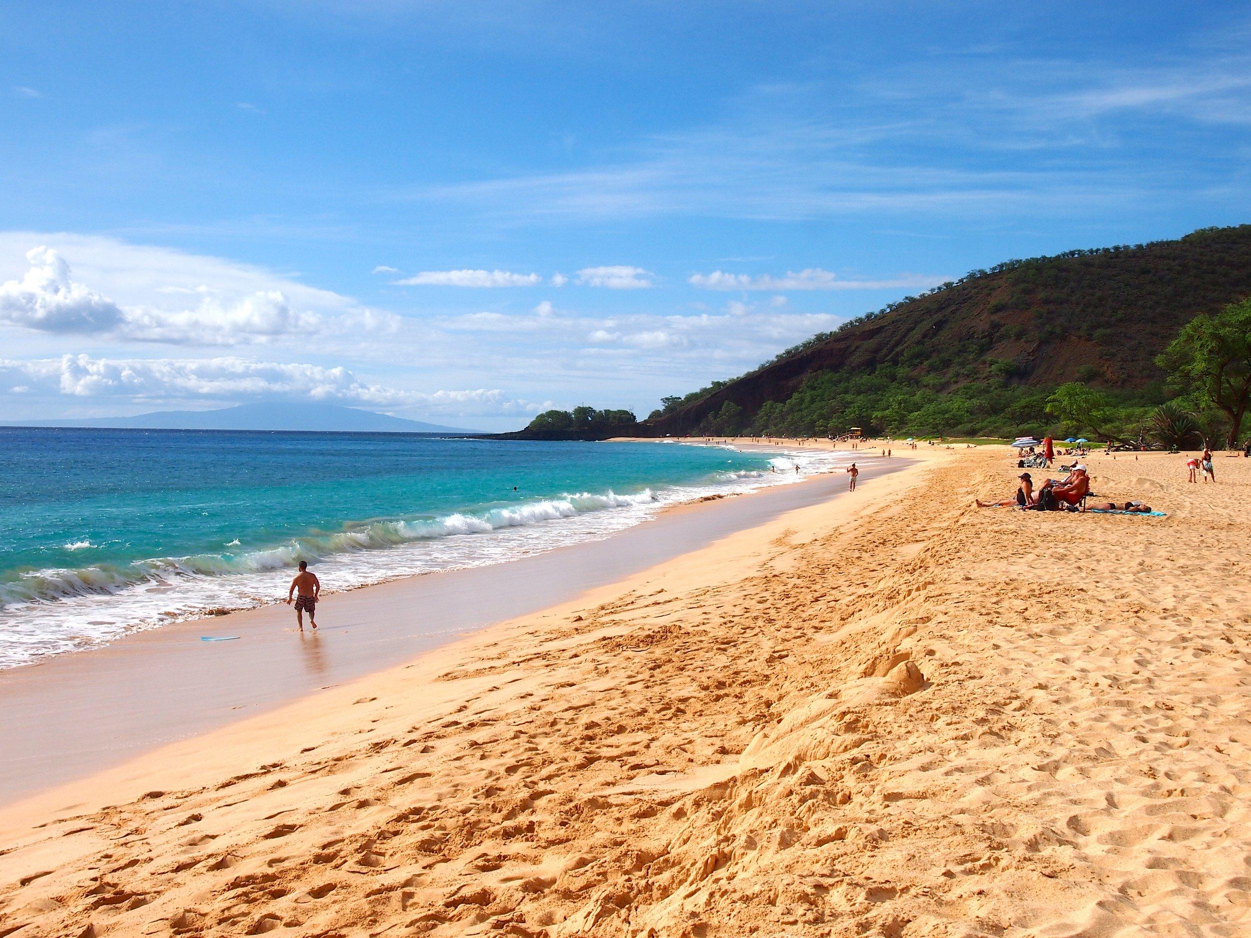 big-beach-maui-best-beaches