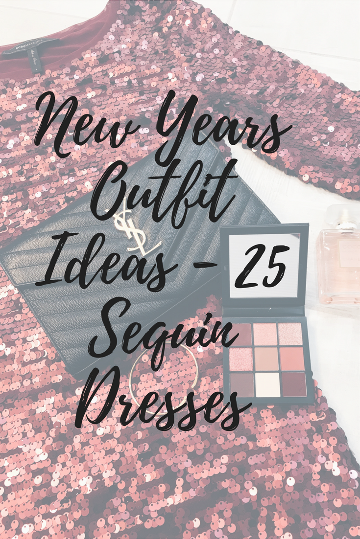 new-years-outfit-ideas-sequin-dresses