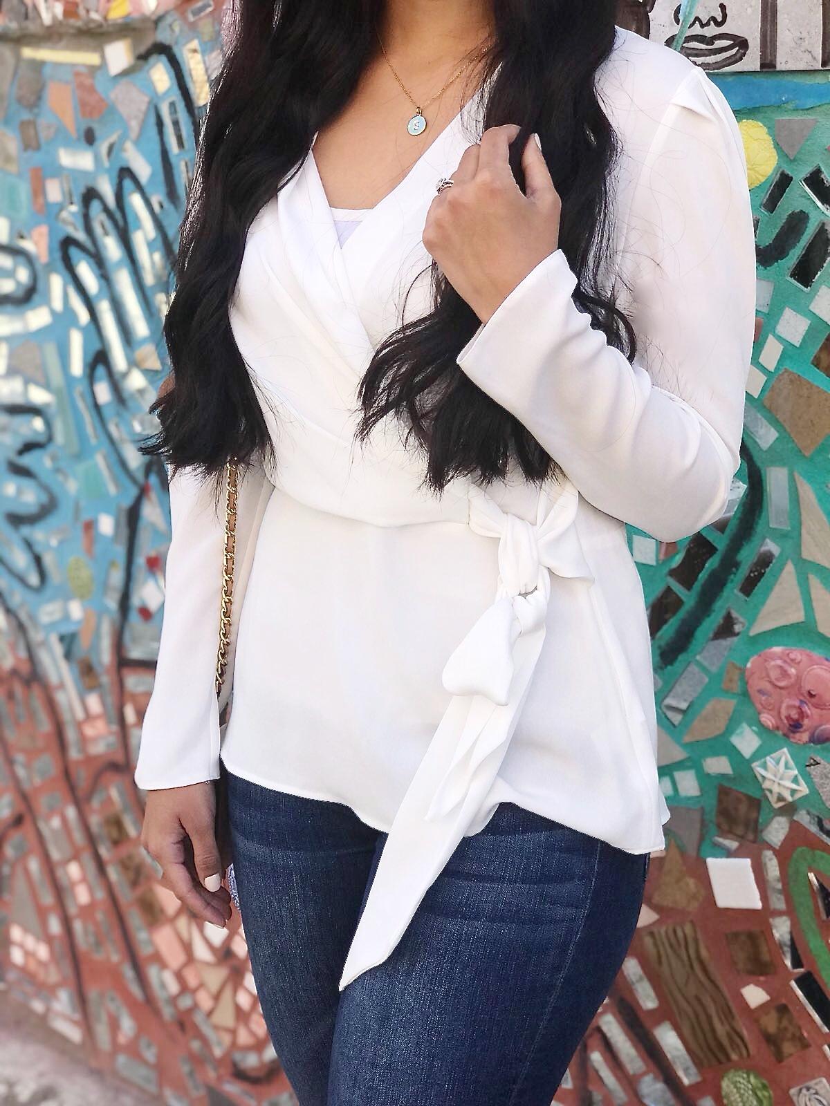 neutral-white-wrap-blouse-spring2018