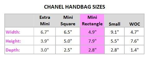 Classic-Chanel-Bag-Mini-Dimensions