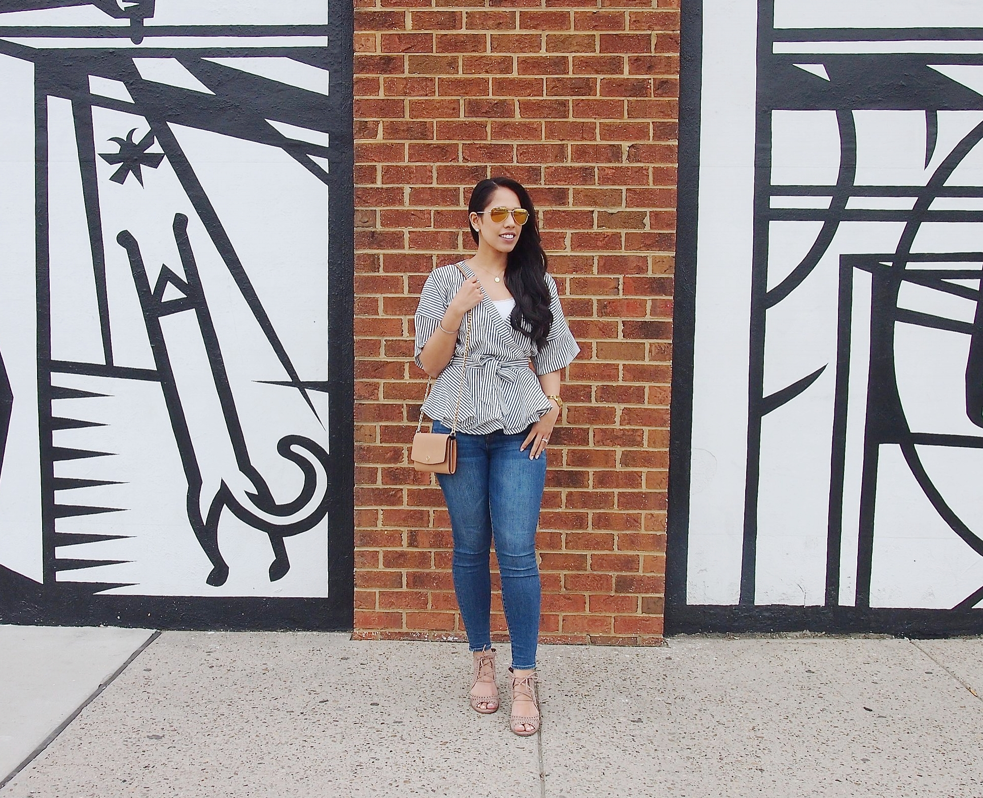 fashion-blogger-outfit-striped-wrap-blouse-SheIn.JPG