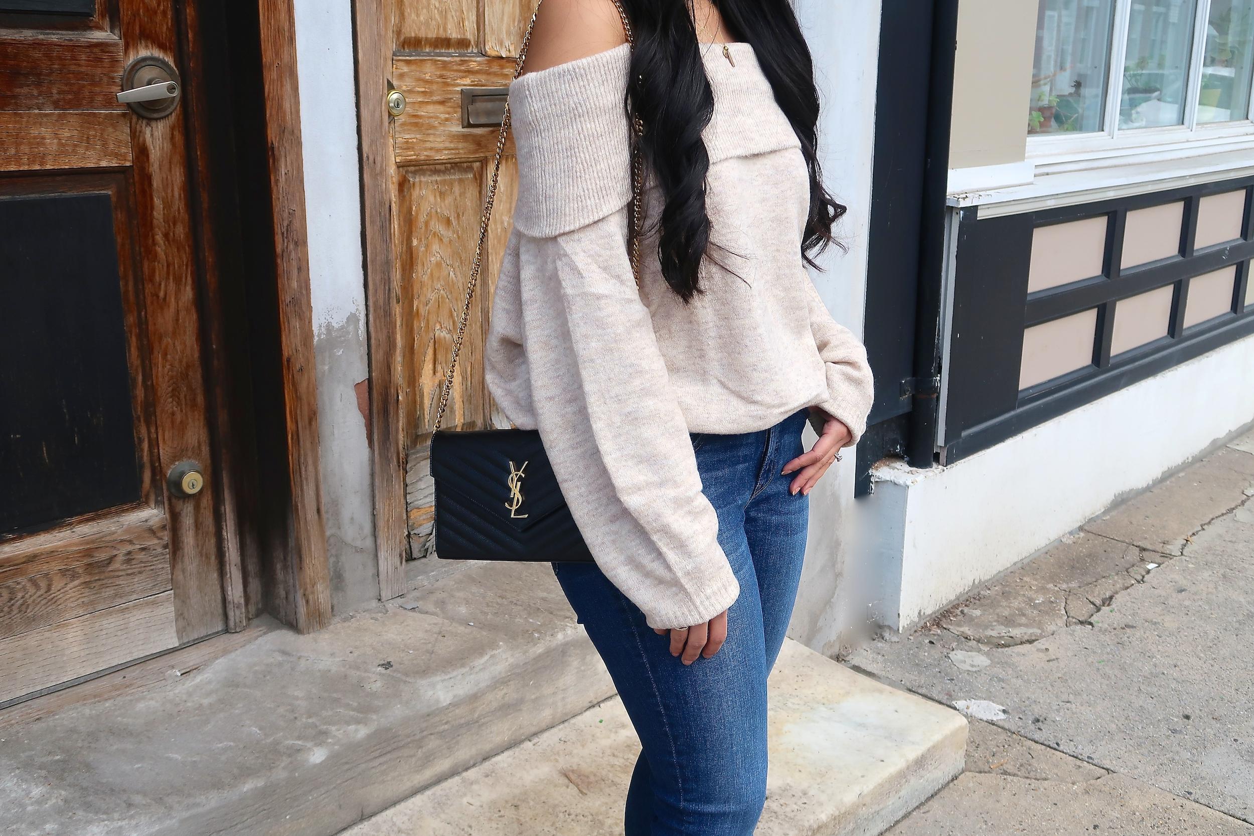 outfit-idea-OTS-shoulder-saint-laurent-purse.JPG
