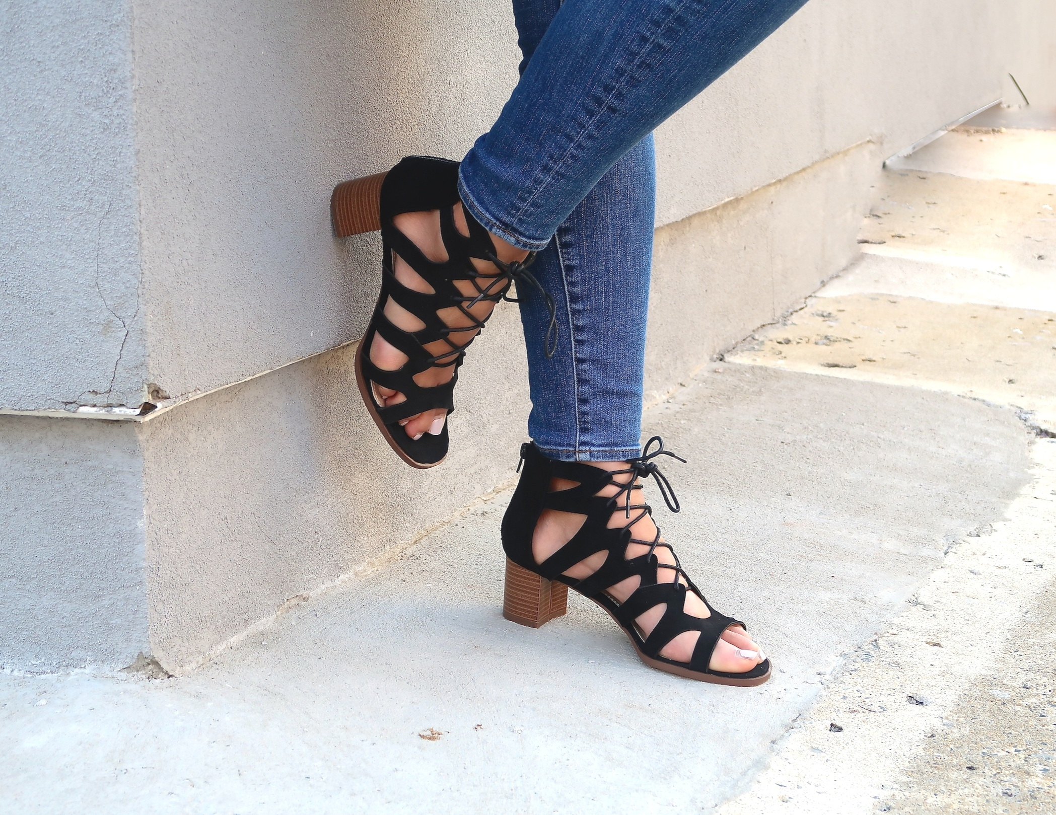 spring-lookbook-justfab-sandals-caged-heels.JPG