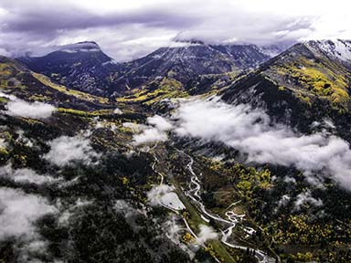 Marble and the Upper Crystal River Valley (Click to View Portfolio)