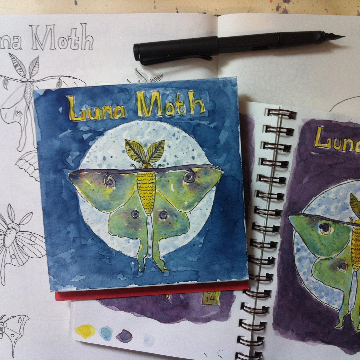 LunaMoth